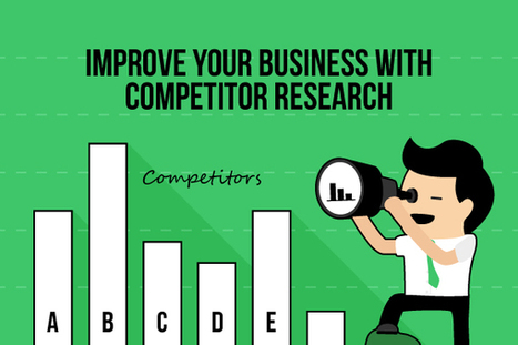 How Competitor Research Can Improve Your Business? | internet marketing | Scoop.it
