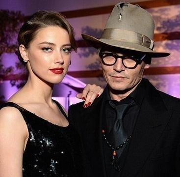 Johnny Depp & Amber Heard Displays Their Love During MET Gala 2014 ... - KpopStarz | Vintage Engagement Rings | Scoop.it