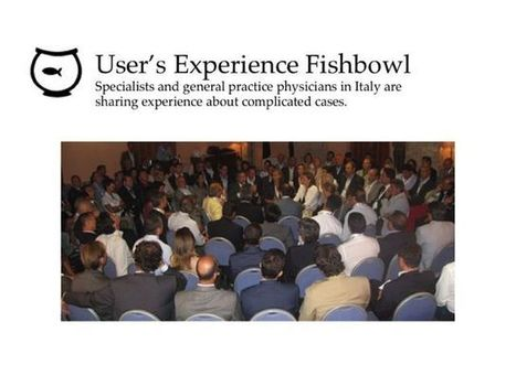 Liberating Structures - 18. Users Experience Fishbowl | Education e-spirations | Scoop.it