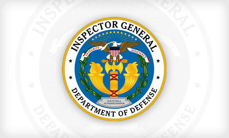 DoD Watchdog Agency to Audit Military EHR Security | Electronic Health Information Exchange | Scoop.it