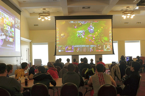 College Gamers Battle for Scholarships -- Campus Technology | Games, gaming and gamification in Higher Education | Scoop.it