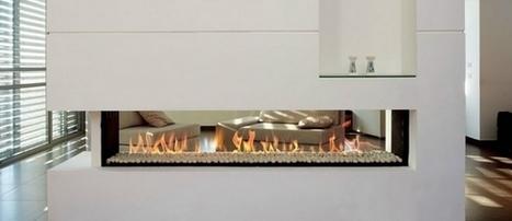 Quelle cheminée pour votre intérieur ? | Alinéa Architecteurs | Scoop.it