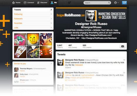 Custom Twitter Header Image Design Service | New Twitter Header Image Template | Social Media Savvy | Scoop.it