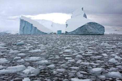 Changing winds dampen Antarctic sea-level rise | Sustain Our Earth | Scoop.it