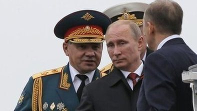 Russia's Putin visits annexed Crimea | current events | Scoop.it