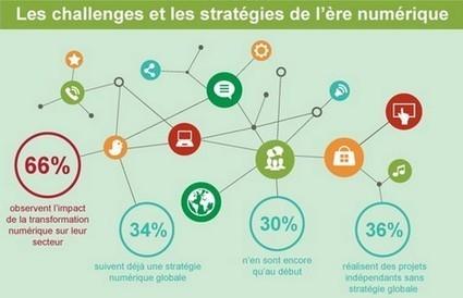 La transformation numérique des entreprises s'accélère | Ergonomie, Marketing, Management | Scoop.it