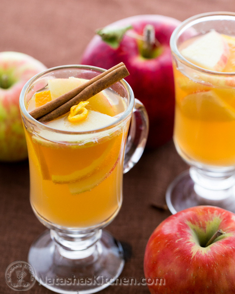 #HEALTHYRECIPE - Honey Apple Cider Recipe | All about Health | Scoop.it