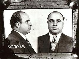 History Files - Al Capone | American Mafia by joshua | Scoop.it