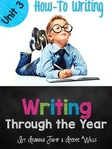 Writing Through the Year Unit 3  {Aligned with Common Core} | Scriveners' Trappings | Scoop.it