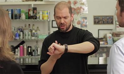 Un divertido vídeo muestra cómo el Apple Watch puede ser una verdadera pesadilla   Information Technology & Social Media News   Scoop.it