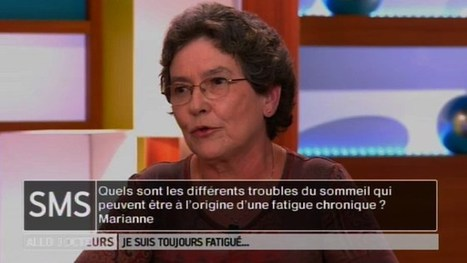 Les troubles du sommeil à l'origine du syndrome de fatigue chronique ? | DORMIR…le journal de l'insomnie | Scoop.it