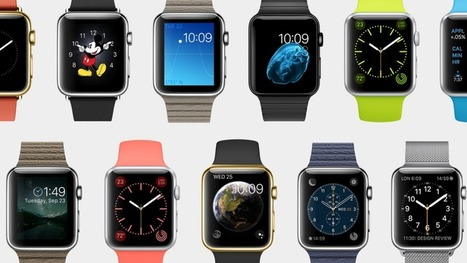 Apple Unveils 'Supersize' iPhone 6 And Watch | Karl Michale's Scoop | Scoop.it