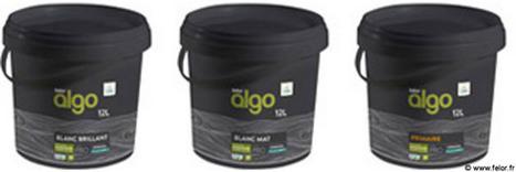 Algo : une nouvelle peinture naturelle, à base d'algues | Le flux d'Infogreen.lu | Scoop.it