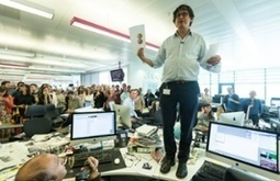 'Farewell, readers': Alan Rusbridger on leaving the Guardian after two decades at the helm | Suggested Readings & Viewings | Scoop.it