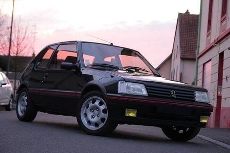 #PeugeotFanDays<br/>Merci &agrave; Valentin pour cette belle photo de sa #Peugeot205GTi <br/>&#9650;&#9660;... | Tout savoir le constructeur automobile Peugeot | Scoop.it