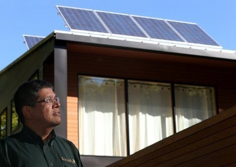 Bringing do-it-yourself concept to solar power - San Jose Mercury News | Green | Scoop.it