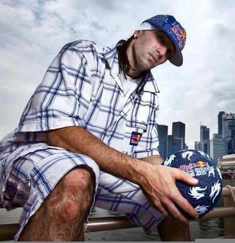 Interview de Séan Garnier, le King français du Foot Freestyle ... | Freestyle Foot | Scoop.it