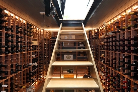 Transform Your Basement Into A Wine Cellar | Vitabella Wine Daily Gossip | Scoop.it