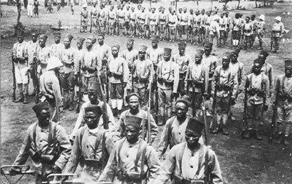 Que les Tirailleurs de 14-18 envahissent le Sénégal de 2014-2018! | Le Quotidien (Sénégal) | Kiosque du monde : Afrique | Scoop.it
