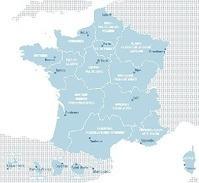 La France des nouvelles régions en 30cartes | Fil info Ressources 2 | Scoop.it