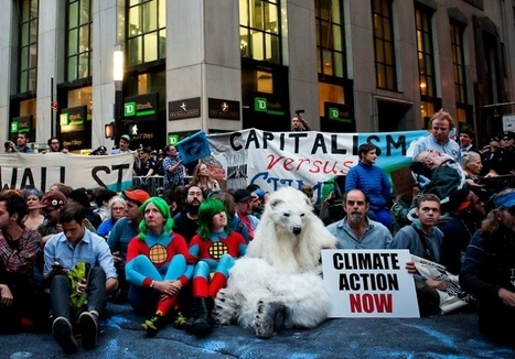 Can Climate Change Unite the Left? - In These Times   Peer2Politics   Scoop.it