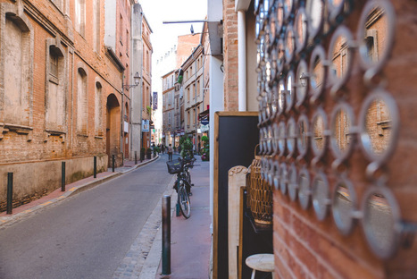 Balade à toulouse avec le monstre de briques | Tourisme et Communication | Scoop.it