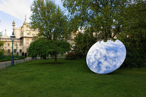 Anish Kapoor's installation | Art Installations, Sculpture | Scoop.it
