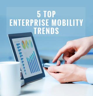5 Top Enterprise Mobility Trends | Mobile Programming CA | Scoop.it