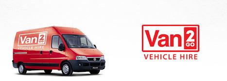 Fuel Your Brand: Van2Go Vehicle Hire   Logo Design   timms brand design   Scoop.it