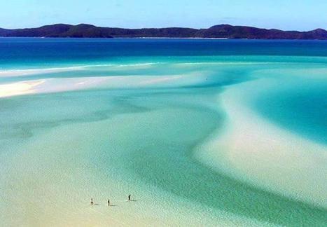 Twitter / EarthPix: Whitsunday Islands, Australia ... | Australian Issues (Geography) | Scoop.it