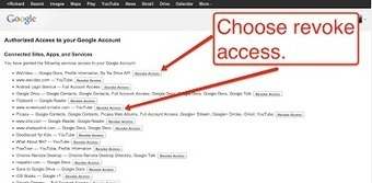 How to Manage 3rd Party Apps Accessing Your Google Account | Learning Commons - 21st Century Libraries in K-12 schools | Scoop.it