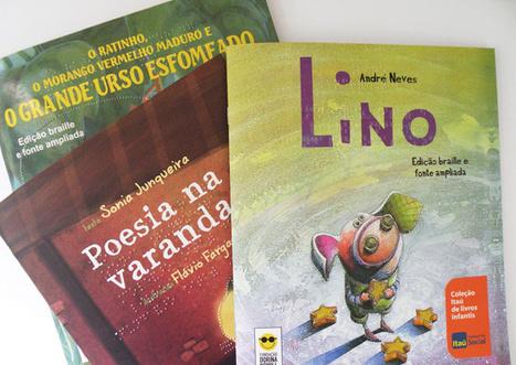 Livros em braille são distribuídos gratuitamente para todo o Brasil | Bibliotecas Escolares | Scoop.it