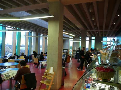 Les bibliothèques troisième lieu | Innovation sociale | Scoop.it