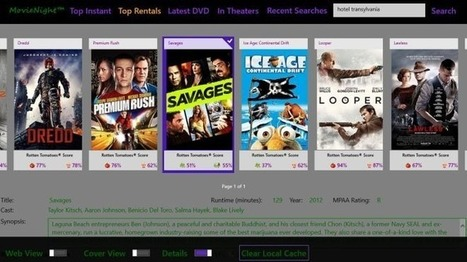 MovieNight Helps You Find Great Movies To Watch   Dararith Page   Scoop.it