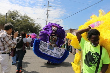 A Once-Guarded Tradition Spills Open In New Orleans' Streets | JWK Geography | Scoop.it