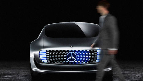 Self-Driving Mercedes Will Be Programmed To Sacrifice Pedestrians To Save The Driver | Futurewaves | Scoop.it