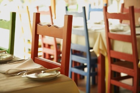 Restaurant Marketing: What Does An Empty Chair Really Cost? | The POS Maven Says... | Scoop.it