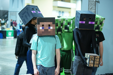 What Can Minecraft Teach Us About The World? | 21st century school | Scoop.it
