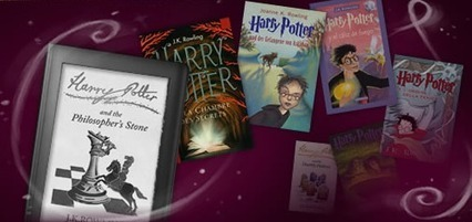 Pottermore donates 1000 Harry Potter and the Philosopher's Stone ebooks for charity - SnitchSeeker.com | Pottermore | Scoop.it