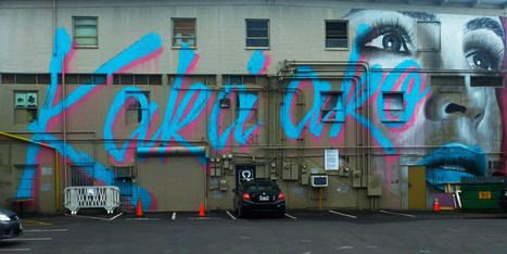 Street Art in Honolulu as Pow! Wow! Hawaii Enters Fifth Year - Huffington Post | CityGraffiti | Scoop.it