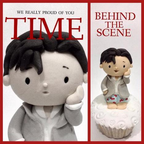 This Is How the Internet Reacted to Benedict Cumberbatch on the Cover of TIME | TIME.com | Benedict 221B | Scoop.it