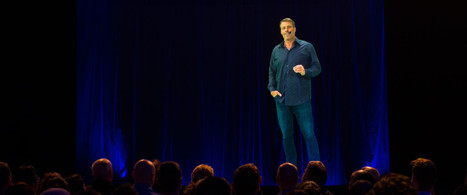 ARHT | Tony Robbins Live On Stage As A Humagram | Laura Betterly | Scoop.it