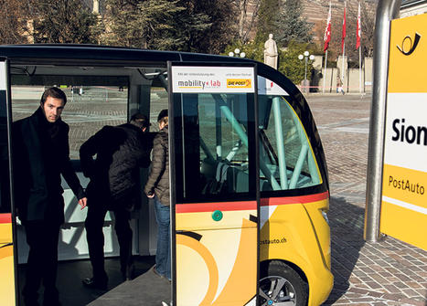 Testperson «Mobility Lab» | CarPostal Suisse SA | eServices | Scoop.it