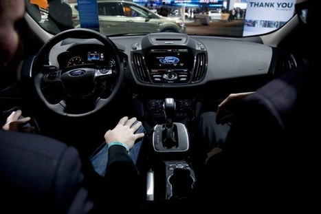 LA Auto Show Needlessly, Ludicrously Puts a Premium on Tech - Wired | Automotive Engineering and Technology | Scoop.it