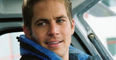 Mort de Paul Walker, l'acteur de Fast & Furious ! | Buzz Actu - Le Blog Info de PetitBuzz .com | Scoop.it