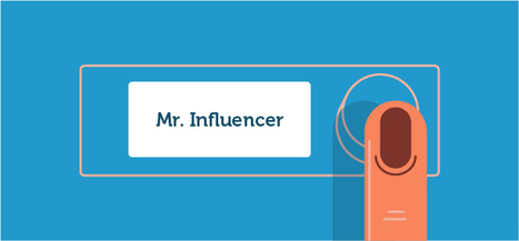 The 7-Step System For Data-Driven Influencer Marketing | Digital Brand Marketing | Scoop.it