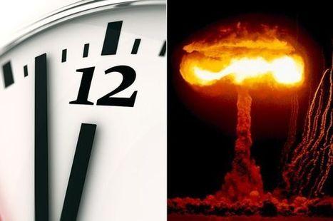 Tic… Tac… Tic… Tac…, par Noam Chomsky #nucléaire #USA | Infos en français | Scoop.it