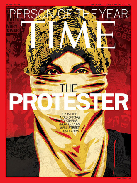 "Our Take on TIME's Very Smart ""Person of the Year"" Protester Cover 