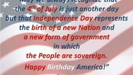 It is called 'The Declaration of Independence' for a reason   Criminal Justice in America   Scoop.it