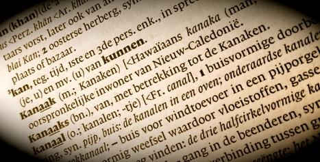 De Nederlandse taal: het verschil tussen kennen, kannen, kunnen ... | Literatuuractua Margot | Scoop.it